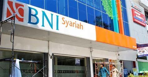 pt bank syariah bni lowongan call center bni loker spot