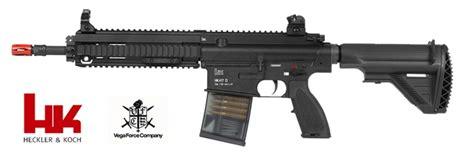 Airsoft Gun Hk417 Vfc Elite Hk417 Airsoft Aeg Dmr Rifle Metal