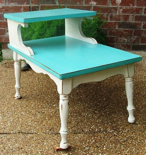 how should an end table be 1000 ideas about refinished end tables on end