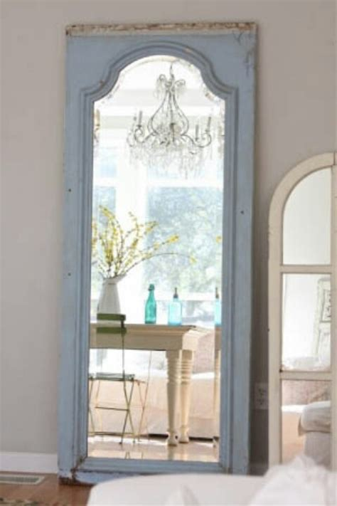 The Door Mirrors by Our 9 Favourite Up Cycling Ideas Around The House