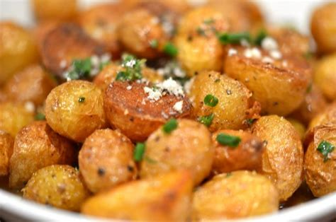 new potatoes with brown butter and herbs 171 putney farm