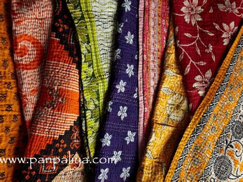 Quilts From India by Vintage Kantha Quilts India