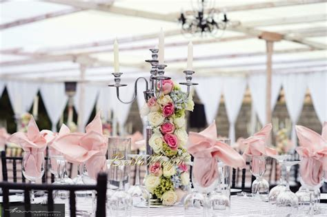 BN Wedding Decor: Susan & Alex's Parisian Inspired Outdoor