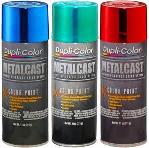 dupli color paint duplicolor metalcast annodized paint 11 oz dupmcxxx