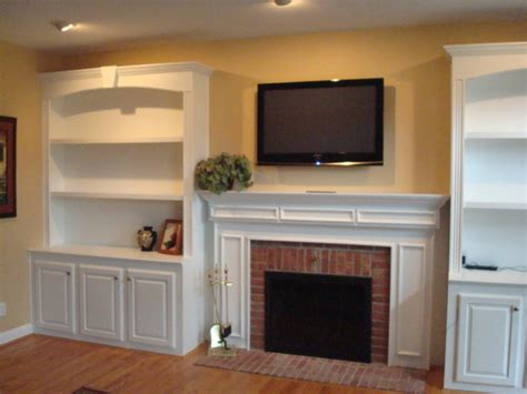 Family Room Cabinets by Custom Built In Cabinet Traditional Family Room