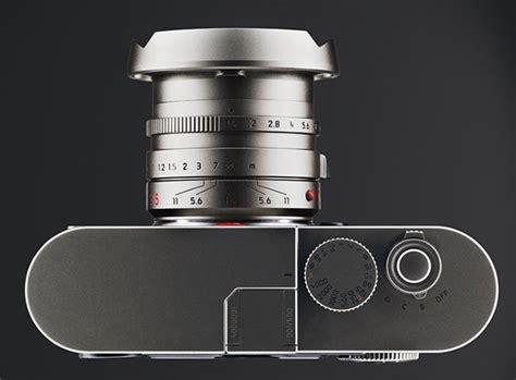 Kamera Leica M9 Titanium leica m9 titanium the awesomer