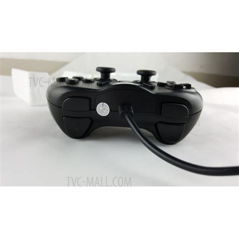 Joystick Android Usb Otg welcom 825s usb wired controller joystick for android pc ps3 xbox 360 black