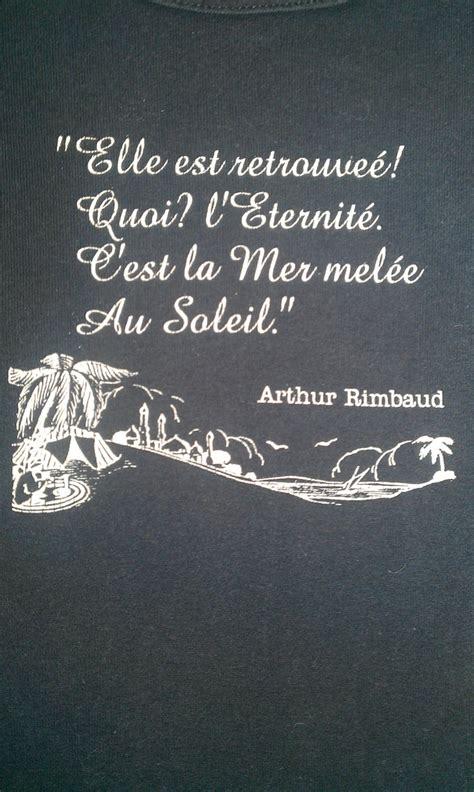 Le Dormeur Du Val Rimbaud Commentaire by Les 70 Meilleures Images Du Tableau Arthur Rimbaud Sur
