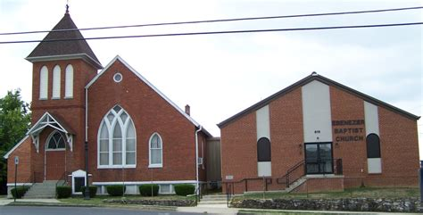 Brown S Funeral Home Martinsburg Wv by Church History Ebenezer Baptist Church615 W Martin