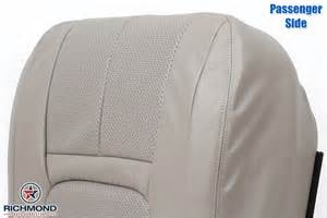 Cadillac Leather Seat Covers 1999 2000 Cadillac Escalade Leather Seat Cover Passenger