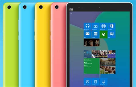 Tablet Xiaomi 10 Inchi xiaomi might launch a windows 10 tablet in the next of months tablet news
