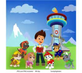gallery for gt paw patrol look out clipart