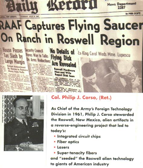 roswell s secret defending america books quot the day after roswell quot a hoax