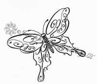 butterfly tattoo reign 12 best butterfly tattoo stencils images on pinterest