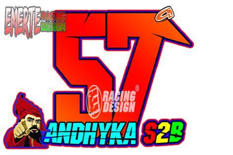 tutorial desain nomor start desain nomor start balap quot emerte racing design quot sidrap