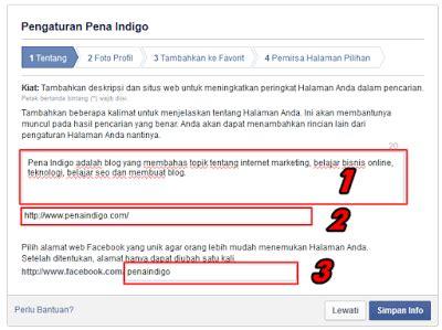 membuat fanspage facebook di blog cara membuat fanspage facebook fanspage facebook di blog