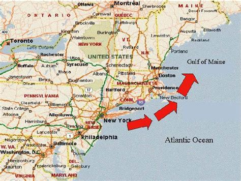 us map east coast cities neaqs 2002 science introduction