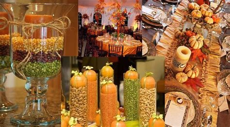 fall table decorations with jars fall jar centerpieces jar thanksgiving