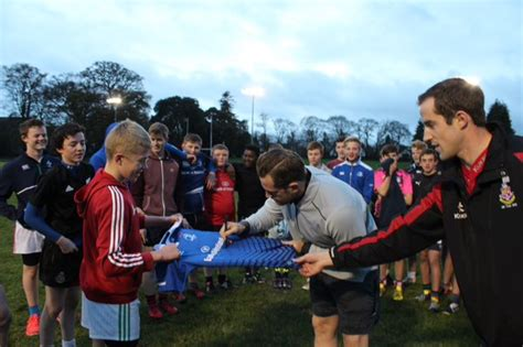 dragon boat racing kilkenny jamie heaslip visits kilkenny college