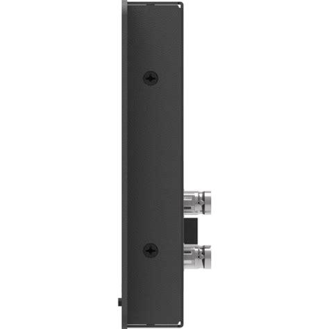 rack mount vga monitor lilliput rm 7024 3u dual vga rackmount monitors