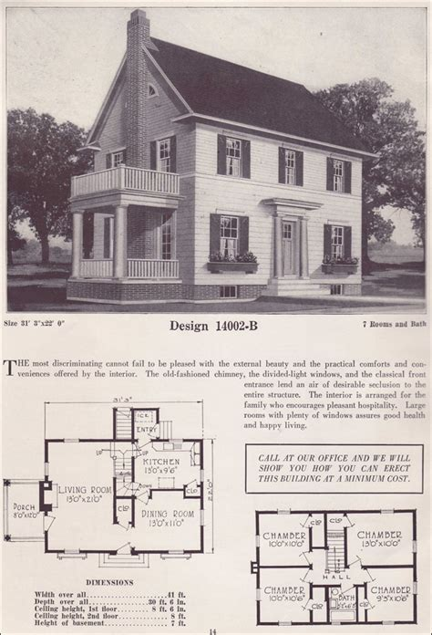 simple colonial house plans 1925 colonial revival classic home two story 1925