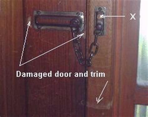 Door Chain Installation by Door Security Install Door Security Chain