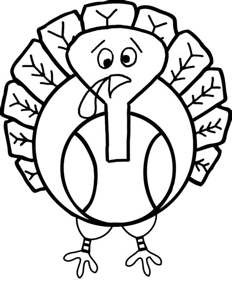 coloring pictures of turkey heads hd wallpapers coloring page turkey head