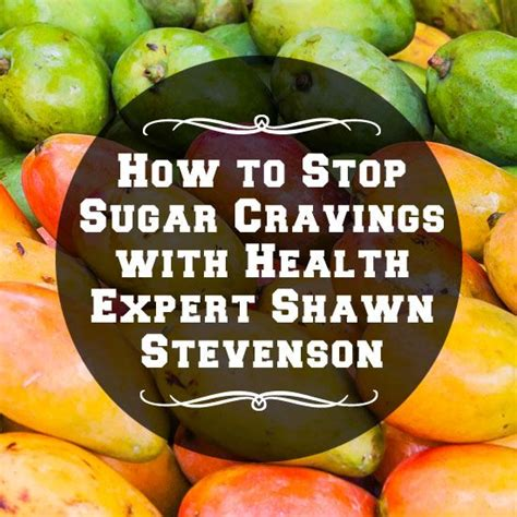 supplement to stop sugar cravings 1000 images about shawn stevenson on