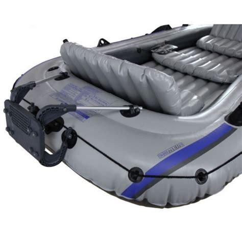 opblaasbare boot 4 personen intex excursion boot vierpersoons opblaasboot rubberboten