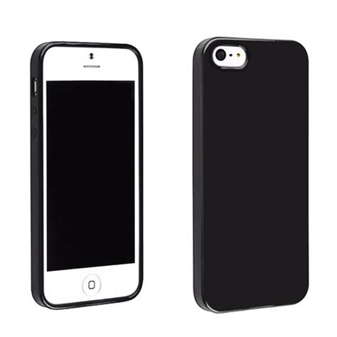 Matte Iphone 5 5s 5se Soft Black Anti Minyak Softcase Softshell aliexpress buy luxury cool ultra slim for apple iphone se silicone back matte