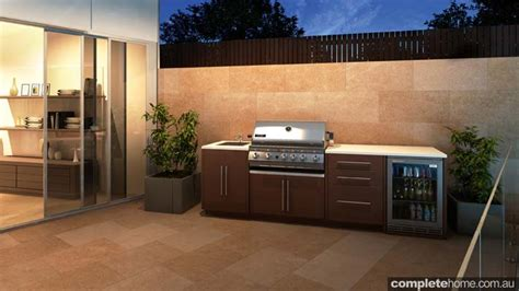 bbq kitchen ideas going alfresco amazing outdoor kitchen ideas completehome