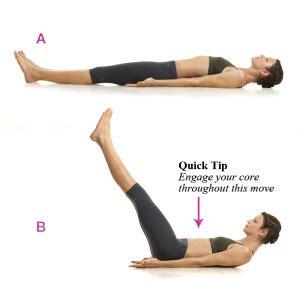 flat bench lying leg raise lying leg raises how