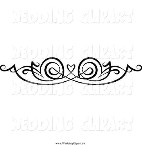 Wedding Border Vector by School Border Clipart Black And White Clipart Panda