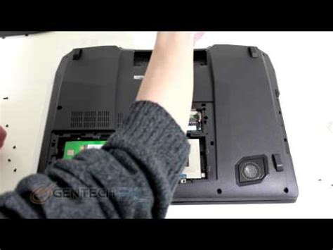 Asus Gaming Laptop How To Clean Fan asus rog g75vw disassembly and fans cleaning funnydog tv