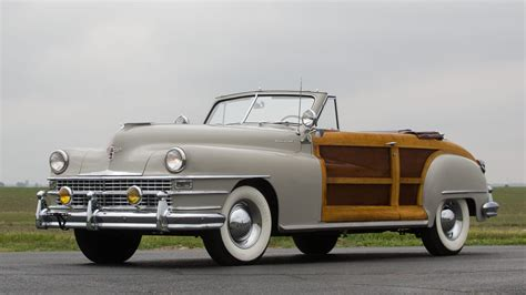 1948 Chrysler Town And Country by 1948 Chrysler Town Country Convertible F46 Monterey 2016