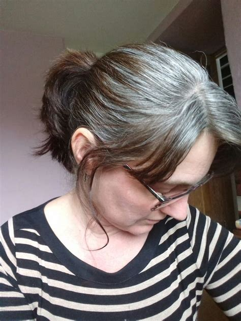 dyt hair graying 418 best images about transitions on pinterest hair dos