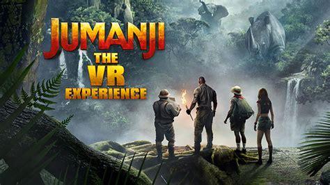 jumanji film techniques sony pictures virtual reality va 233 diter jumanji en vr