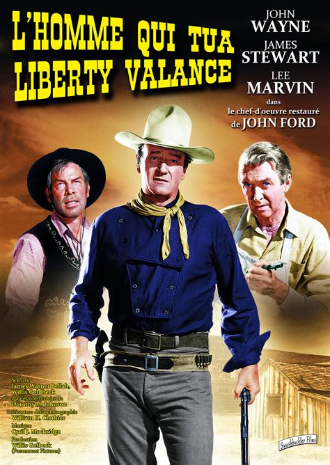 The Man Shot Liberty Valance L Homme Qui Tua Liberty Valance Film 1962 Allocin 233