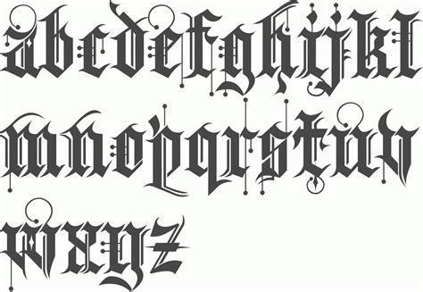 tattoo font english calligraphy old english tattoo font tattoo collections