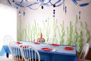Home Design Sea Theme by Under The Sea Theme Party Ideas Just A Mum