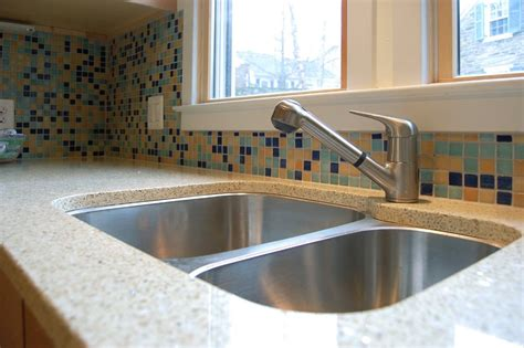 Pros And Cons Of Recycled Glass Countertops by Home And Space Decor Another Side Of Home And Space Decor