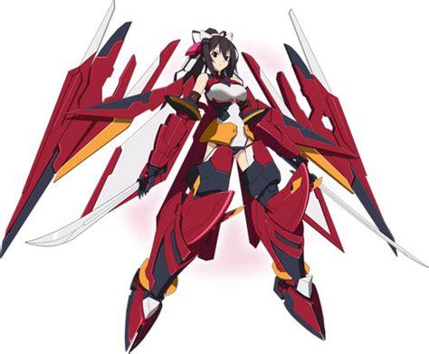 anime just like infinite stratos infinite stratos akatsubaki www pixshark images