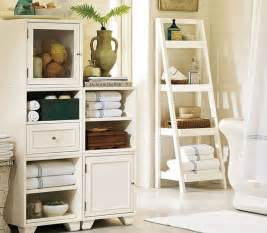 Decorative Bathroom Storage Add With Small Vintage Bathroom Ideas