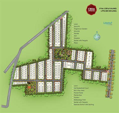 judicial layout land price vertex capital vista in namburu guntur price location