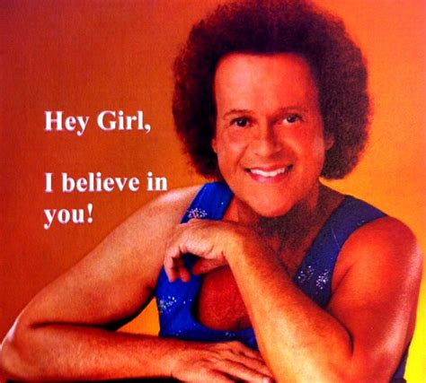Richard Simmons Memes - richard simmons april 30 for 30 challenge pinterest
