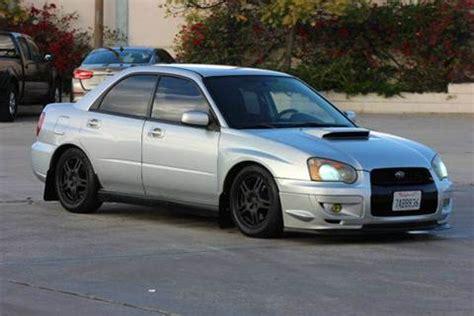 Subaru Impreza Wrx 2004 For Sale by 2004 Subaru Impreza For Sale Carsforsale