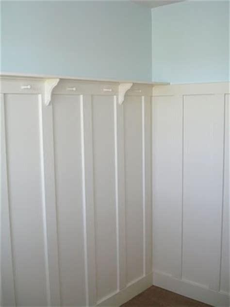 Wainscoting Shelf by Wainscotting Shelf In Nursery Diy General Home