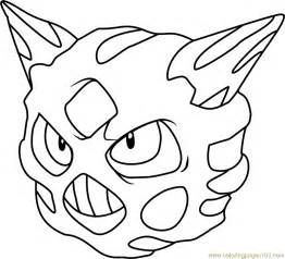 pages to color glalie coloring page free pok 233 mon coloring pages