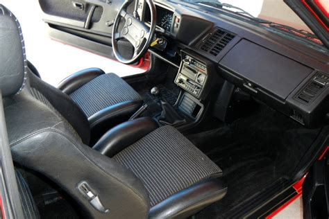 scirocco volkswagen interior the nicest 1985 vw scirocco around