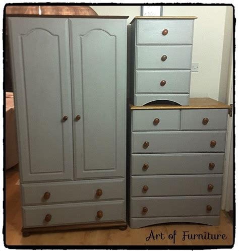 pine bedroom furniture wardrobe chest of drawers bedside
